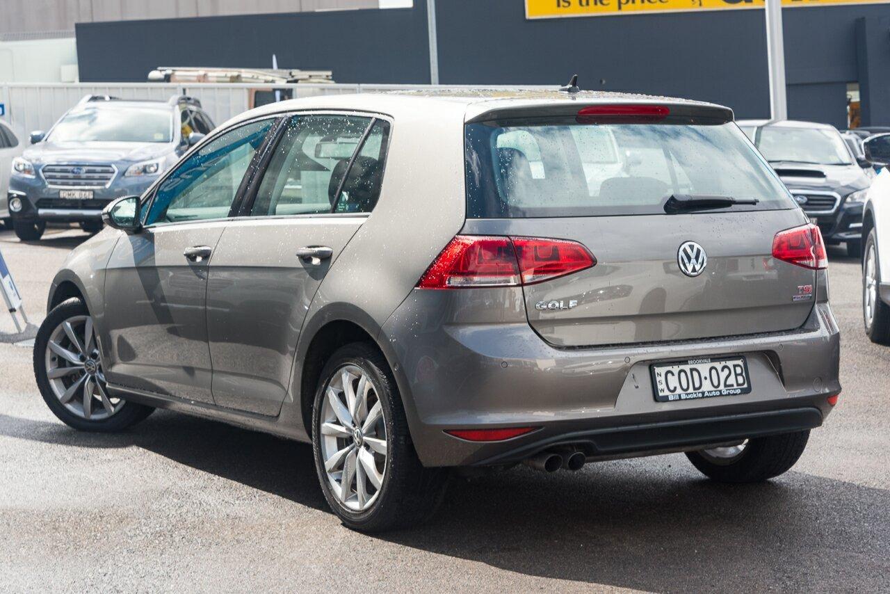 2013 Volkswagen Golf 90TSI DSG VII