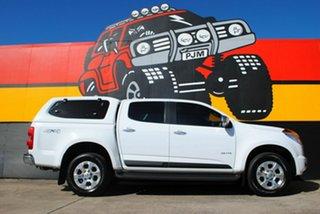 2014 Holden Colorado LTZ Crew Cab Utility.