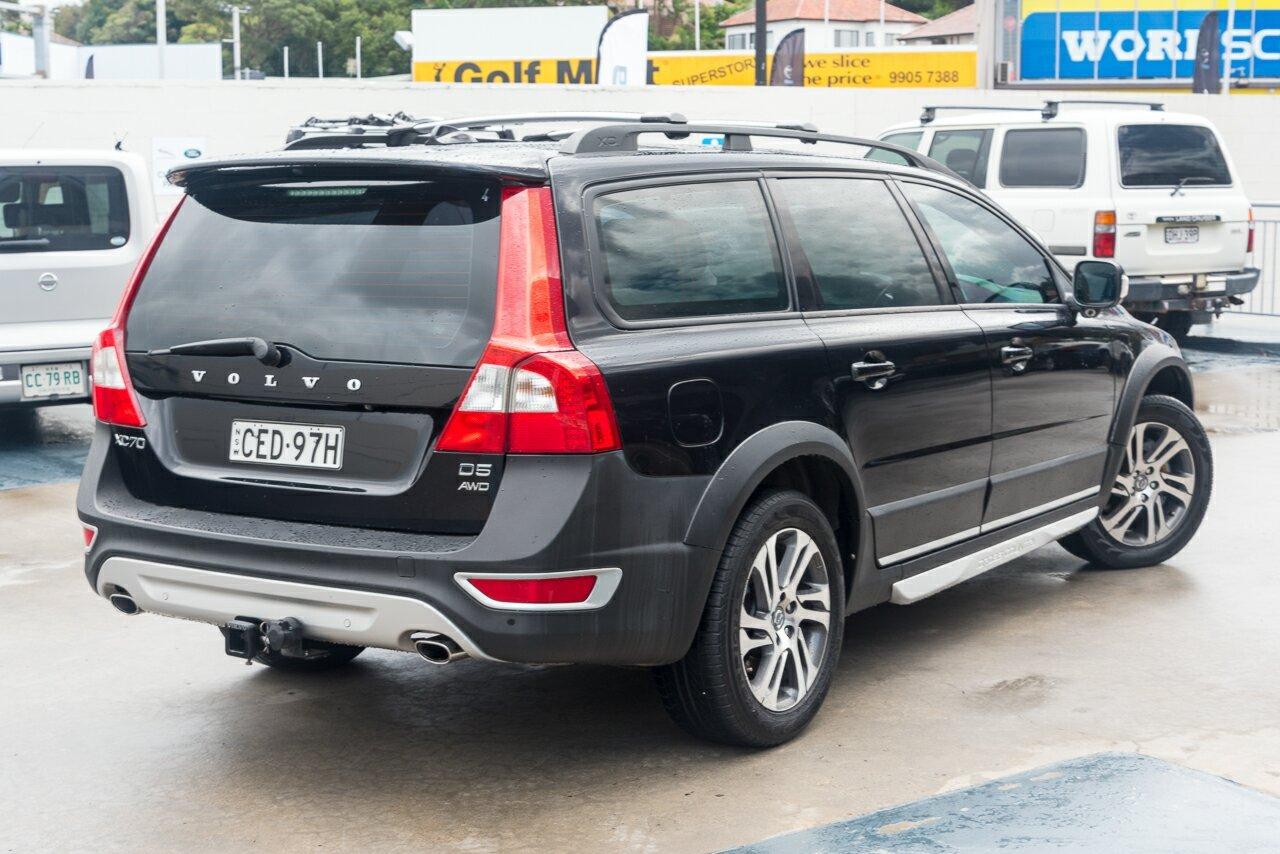 2011 Volvo Xc70 Geartronic BZ MY11