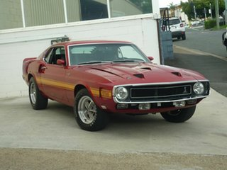 1969 Ford Mustang 428 Cobra Jet Coupe.