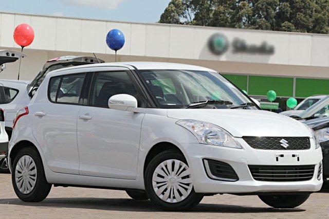 Discounted New Suzuki Swift GL, Warwick Farm, 2016 Suzuki Swift GL Hatchback