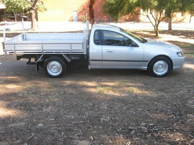 Used Ford Falcon XL, Beverley, 2006 Ford Falcon XL Cab Chassis