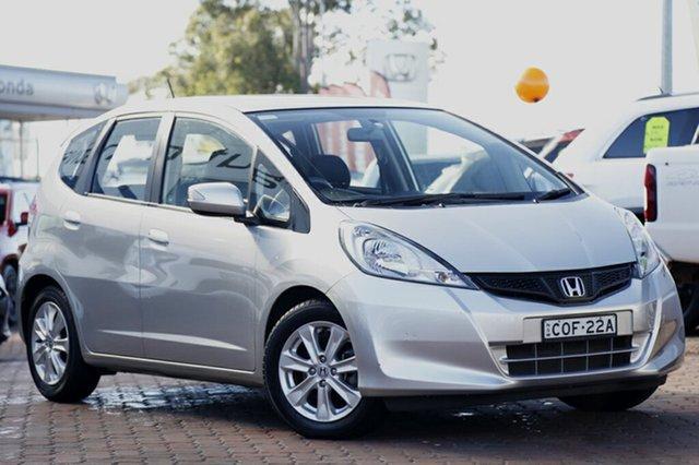 Used Honda Jazz Vibe, Narellan, 2013 Honda Jazz Vibe Hatchback