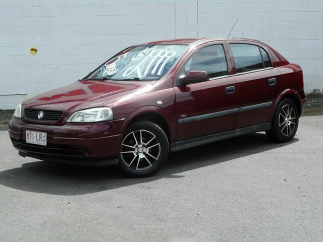 Used Holden Astra CD, Moorooka, 2004 Holden Astra CD AH Hatchback