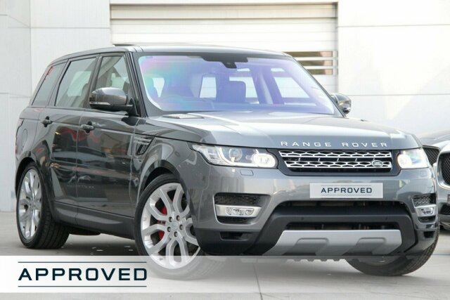 Discounted Used Land Rover Range Rover Sport SDV6 CommandShift HSE, Gardenvale, 2016 Land Rover Range Rover Sport SDV6 CommandShift HSE Wagon