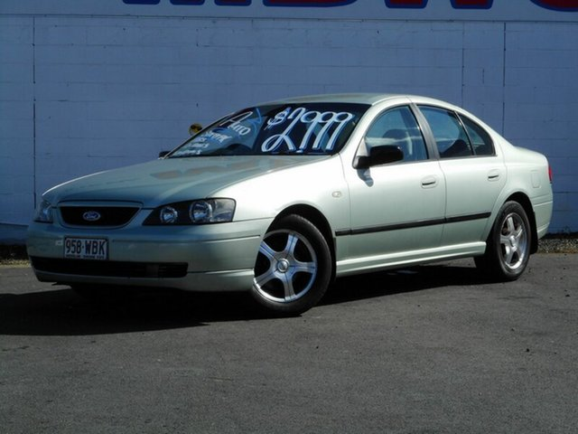 Used Ford Falcon XT, Moorooka, 2003 Ford Falcon XT BA Sedan