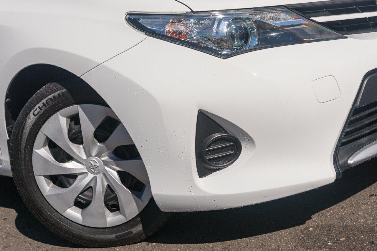 2013 Toyota Corolla Ascent S-CVT ZRE182R