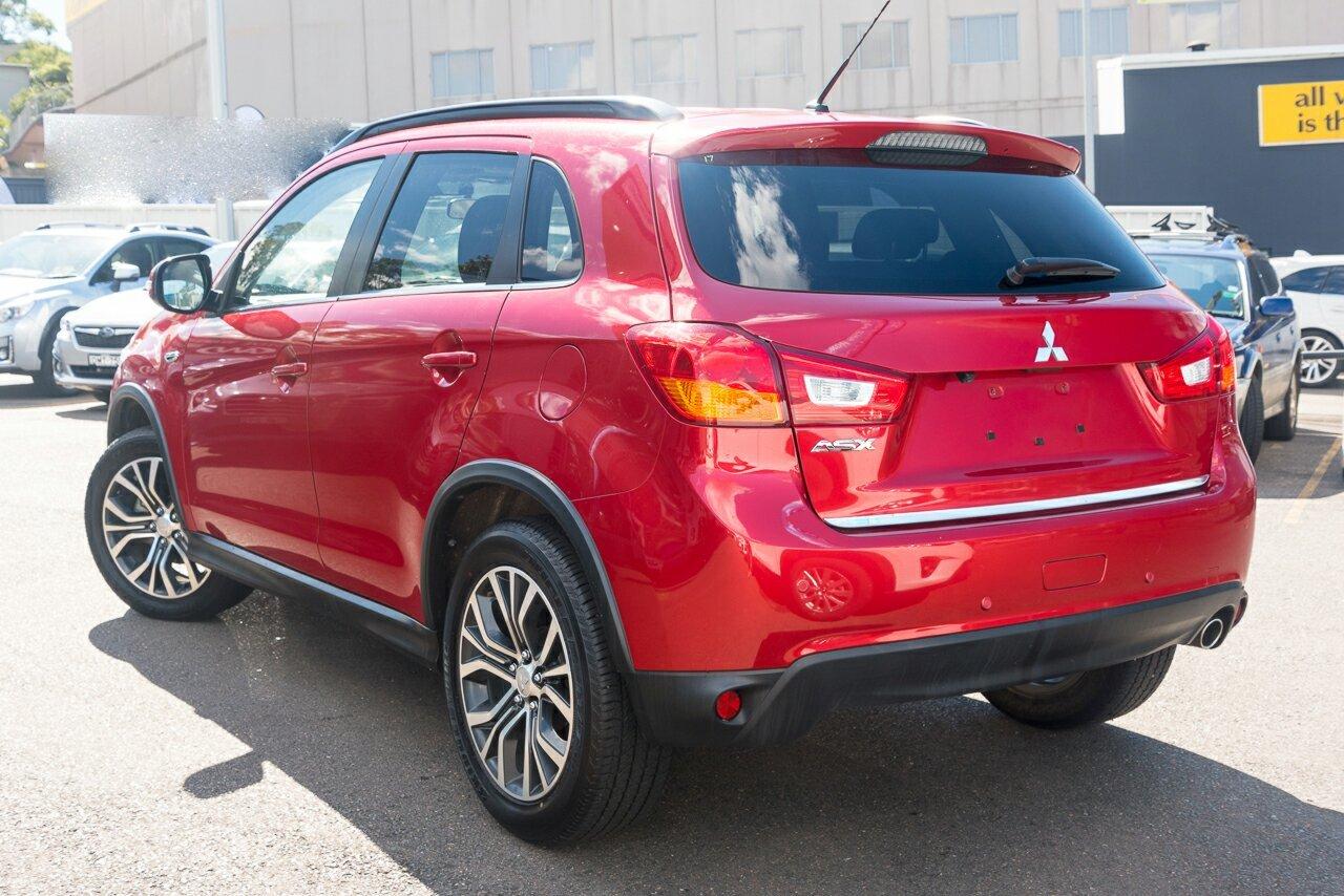 2015 Mitsubishi Asx LS 2WD XB MY15.5