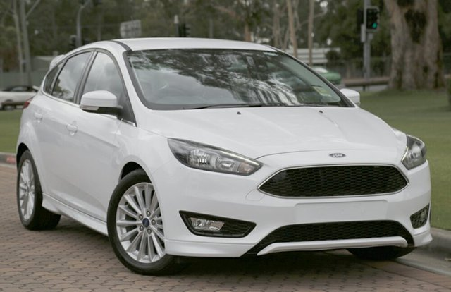 Discounted New Ford Focus Sport, Warwick Farm, 2016 Ford Focus Sport Hatchback