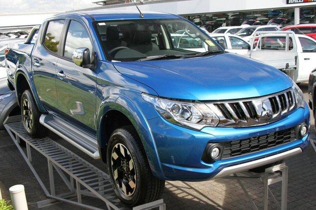Demonstrator, Demo, Near New Mitsubishi Triton Exceed Double Cab, Bowen Hills, 2016 Mitsubishi Triton Exceed Double Cab Utility