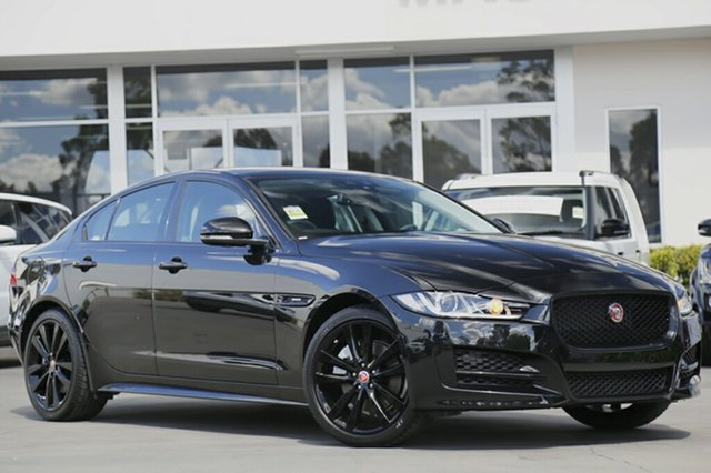 New Jaguar XE 25T R-Sport, Southport, 2017 Jaguar XE 25T R-Sport Sedan