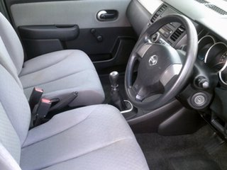 2006 Nissan Tiida ST Hatchback.