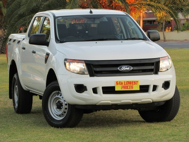 Used Ford Ranger XL Double Cab 4x2 Hi-Rider, 2013 Ford Ranger XL Double Cab 4x2 Hi-Rider Utility