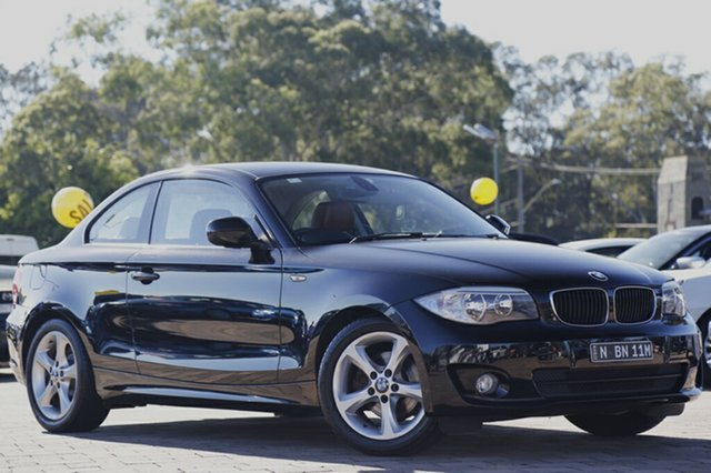 Used BMW 120I Steptronic, Warwick Farm, 2011 BMW 120I Steptronic Coupe