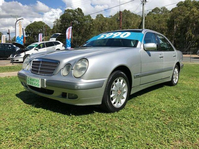 Used Mercedes-Benz E200K Classic, Clontarf, 2001 Mercedes-Benz E200K Classic Sedan