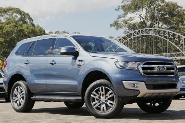 Discounted New Ford Everest Trend, Warwick Farm, 2017 Ford Everest Trend SUV