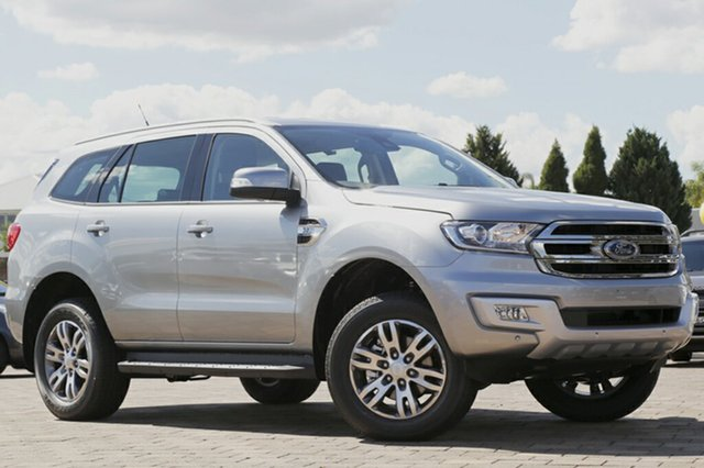 Discounted New Ford Everest Trend 4x2, Warwick Farm, 2017 Ford Everest Trend 4x2 SUV