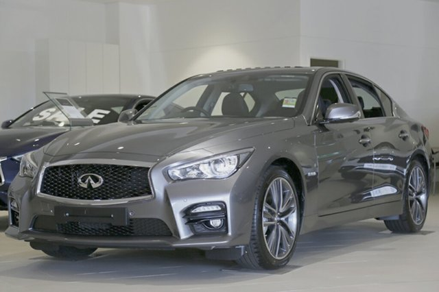 Discounted Demonstrator, Demo, Near New Infiniti Q50 S Premium AWD Hybrid, Southport, 2016 Infiniti Q50 S Premium AWD Hybrid Sedan
