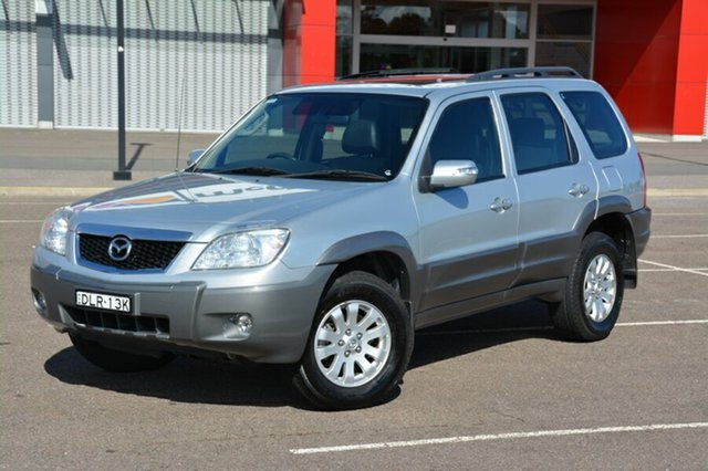 Used Mazda Tribute MY2006 Luxury, 2006 Mazda Tribute MY2006 Luxury Silver 4 Speed Automatic Wagon