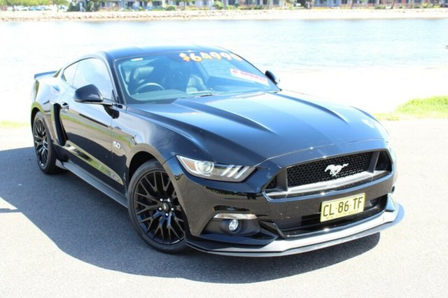 Used Ford Mustang GT Fastback, Hamilton, 2016 Ford Mustang GT Fastback Fastback