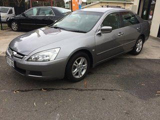 2007 Honda Accord VTi Sedan.