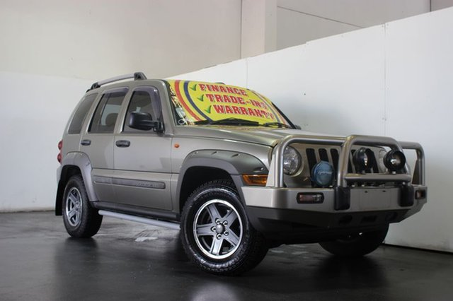 Used Jeep Cherokee Renegade (4x4), Underwood, 2006 Jeep Cherokee Renegade (4x4) Wagon