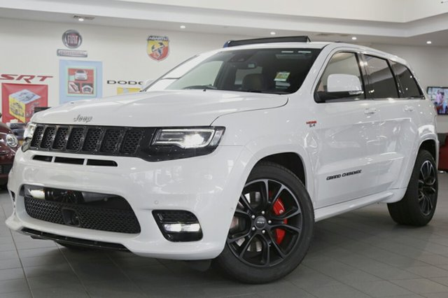 Discounted New Jeep Grand Cherokee SRT, Southport, 2017 Jeep Grand Cherokee SRT SUV