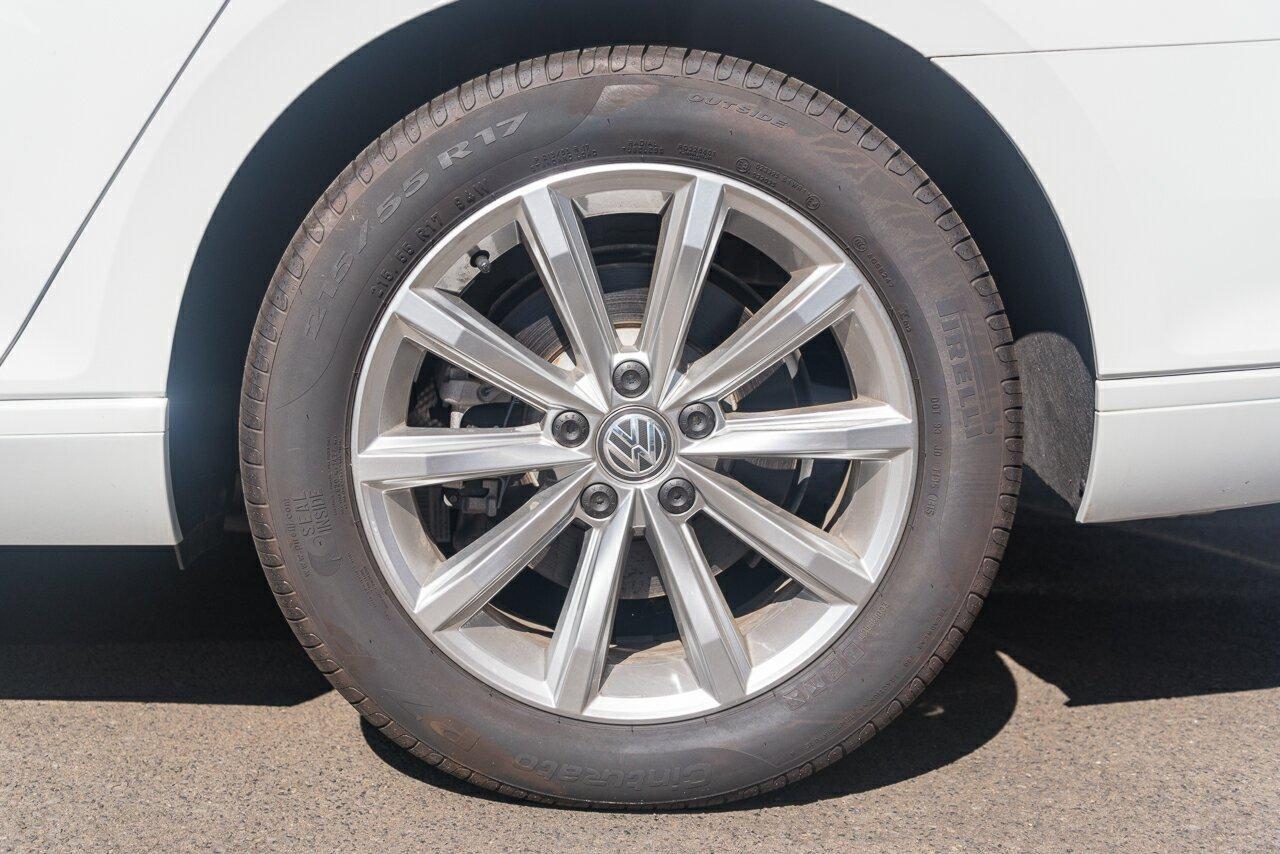 2015 Volkswagen Passat 132TSI DSG Comfortline 3C (B8) MY16