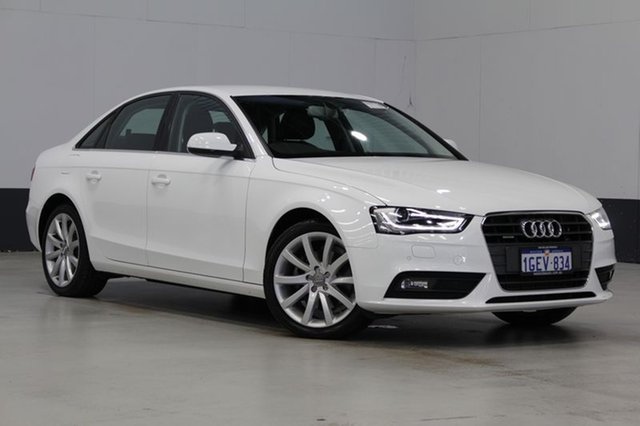 Used Audi A4 2.0 TDI Quattro, Bentley, 2014 Audi A4 2.0 TDI Quattro Sedan