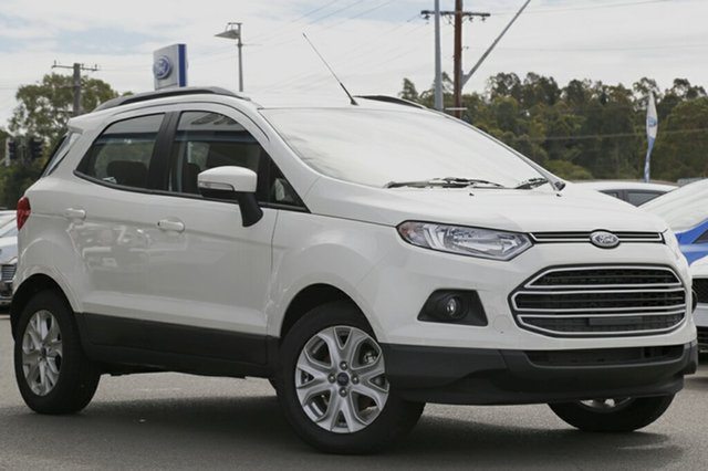 New Ford Ecosport Trend PwrShift, Narellan, 2016 Ford Ecosport Trend PwrShift SUV