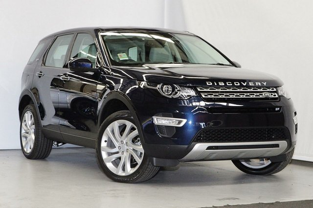 New Land Rover Discovery Sport TD4 180 HSE Luxury, Osborne Park, 2017 Land Rover Discovery Sport TD4 180 HSE Luxury Wagon