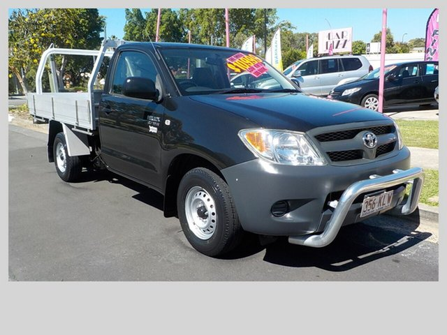 Used Toyota Hilux Workmate, Margate, 2007 Toyota Hilux Workmate Utility