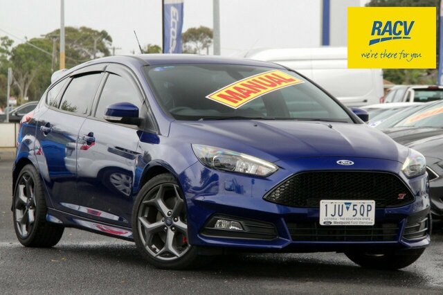 Used Ford Focus ST, Hoppers Crossing, 2015 Ford Focus ST Hatchback