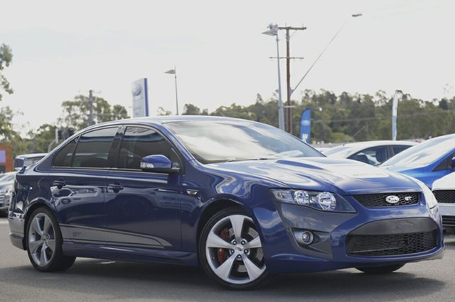 Used Ford Performance Vehicles GT, Narellan, 2008 Ford Performance Vehicles GT Sedan