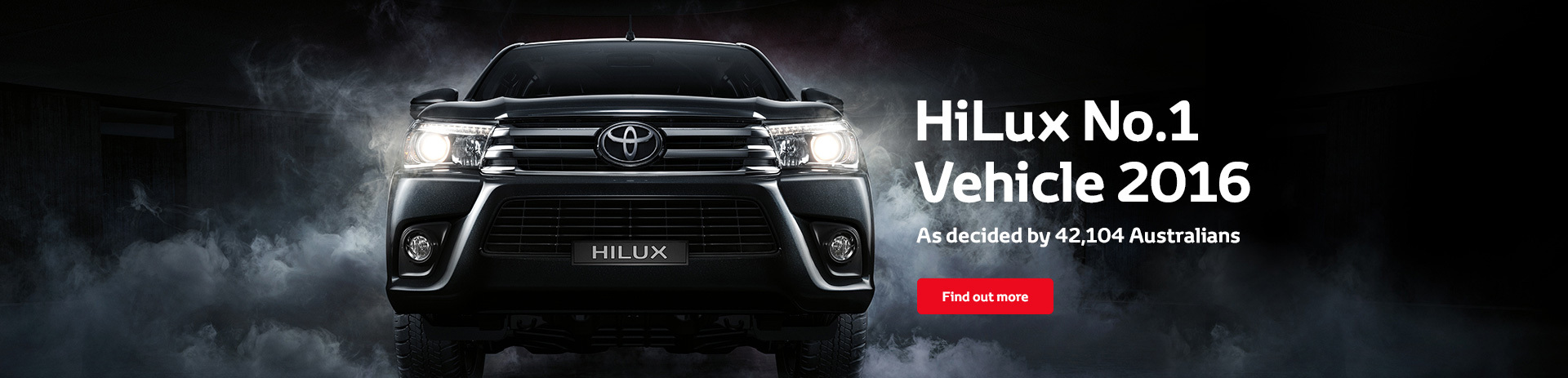 HiLux is best selling vehicle in 2016