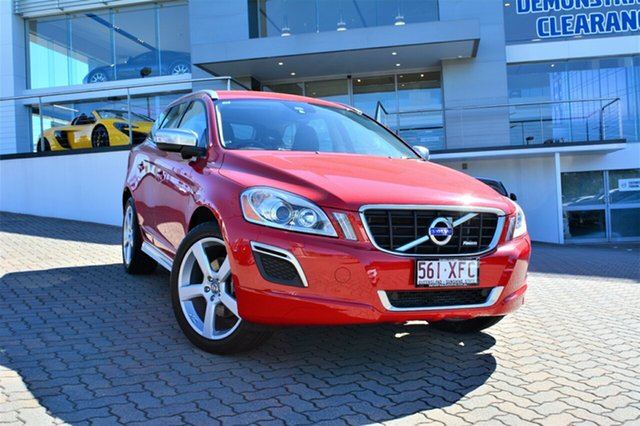Used Volvo XC60 D5 Geartronic AWD R-Design, Southport, 2013 Volvo XC60 D5 Geartronic AWD R-Design SUV