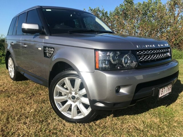 Used Land Rover Range Rover Sport SDV6 CommandShift Luxury, Mackay, 2012 Land Rover Range Rover Sport SDV6 CommandShift Luxury Wagon
