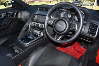 2013 Jaguar F-TYPE Convertible.