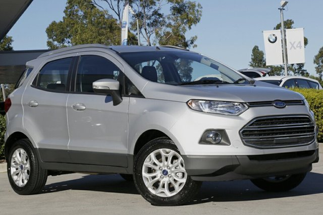 Discounted New Ford Ecosport Titanium PwrShift, Narellan, 2016 Ford Ecosport Titanium PwrShift SUV