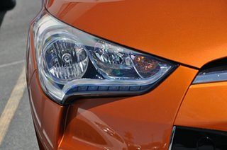 2016 Hyundai Veloster Coupe.