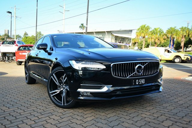 Discounted Demonstrator, Demo, Near New Volvo S90 T6 Geartronic AWD Inscription, Southport, 2016 Volvo S90 T6 Geartronic AWD Inscription Sedan
