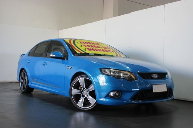 Discounted Used Ford Falcon XR6T 50th Anniversary, Underwood, 2010 Ford Falcon XR6T 50th Anniversary Sedan