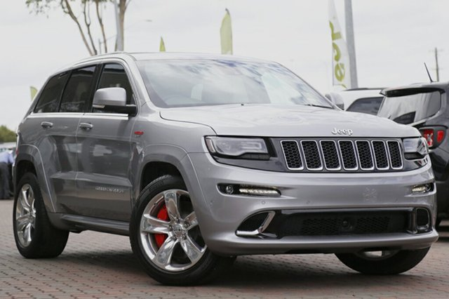 Discounted Demonstrator, Demo, Near New Jeep Grand Cherokee SRT, Southport, 2015 Jeep Grand Cherokee SRT Wagon