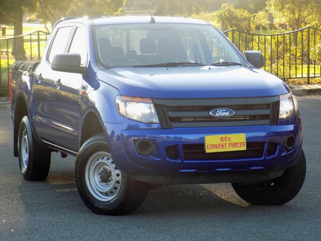 Used Ford Ranger XL Double Cab 4x2 Hi-Rider, 2012 Ford Ranger XL Double Cab 4x2 Hi-Rider Utility