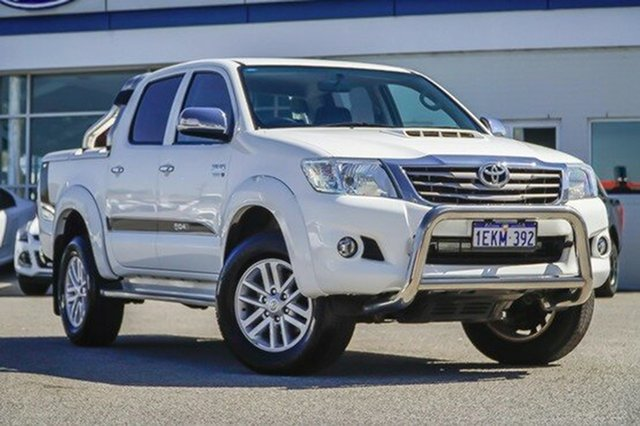 Used Toyota Hilux SR5 Double Cab, Morley, 2014 Toyota Hilux SR5 Double Cab Utility