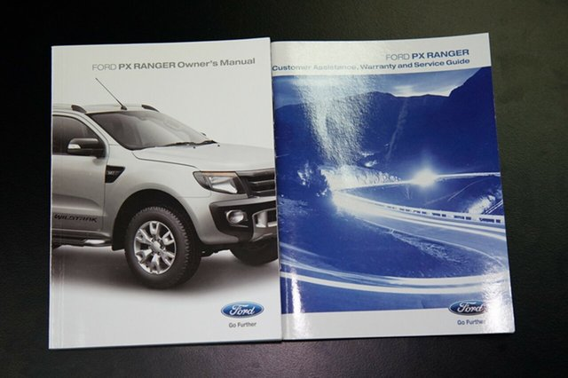 Discounted Used Ford Ranger XL Double Cab, Acacia Ridge, 2013 Ford Ranger XL Double Cab PX Cab Chassis