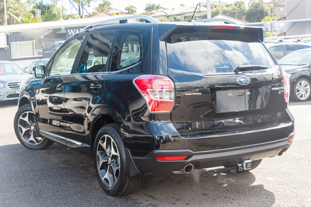 2013 Subaru Forester XT Lineartronic AWD Premium S4 MY13