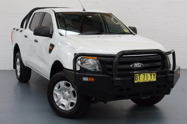 Used Ford Ranger XL Double Cab 4x2 Hi-Rider, Hamilton, 2013 Ford Ranger XL Double Cab 4x2 Hi-Rider Cab Chassis