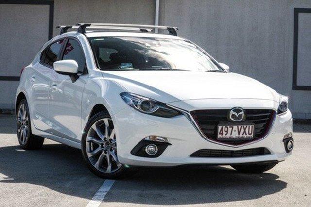 Used Mazda 3 XD SKYACTIV-MT Astina, Moorooka, Brisbane, 2014 Mazda 3 XD SKYACTIV-MT Astina Hatchback