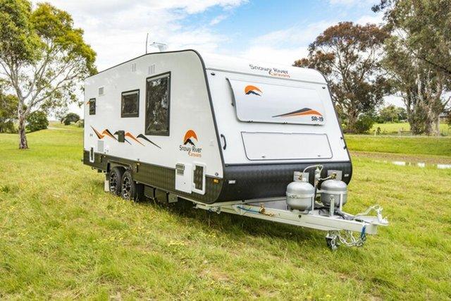 New Snowy River Caravans SR19, St Marys, 2017 Snowy River Caravans SR19 Caravan